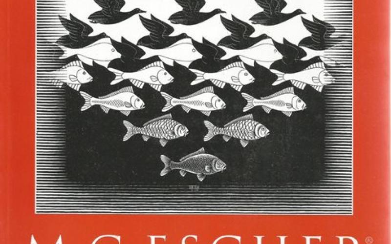 Front cover of M. C. Escher by Maurits Cornelis Escher