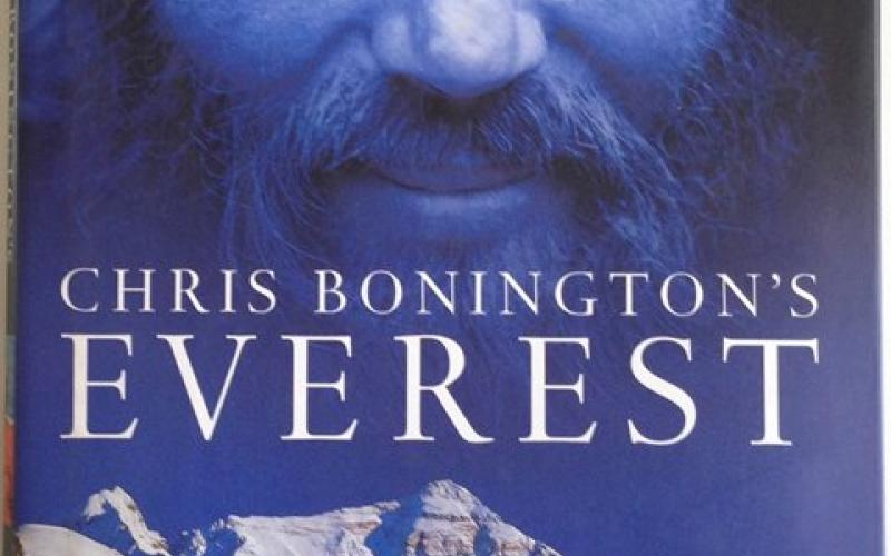 Front Cover of Chris Bonington's Everest by Chris Bonington