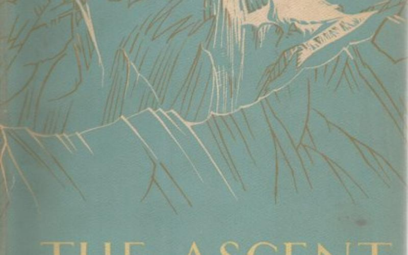 Front Cover of The Ascent of Everest by John Hunt