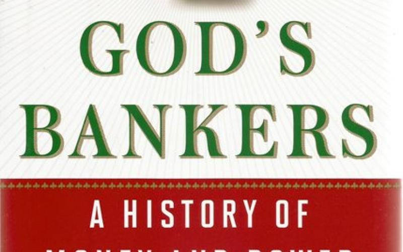 Front cover of God's Bankers by Gerald Posner