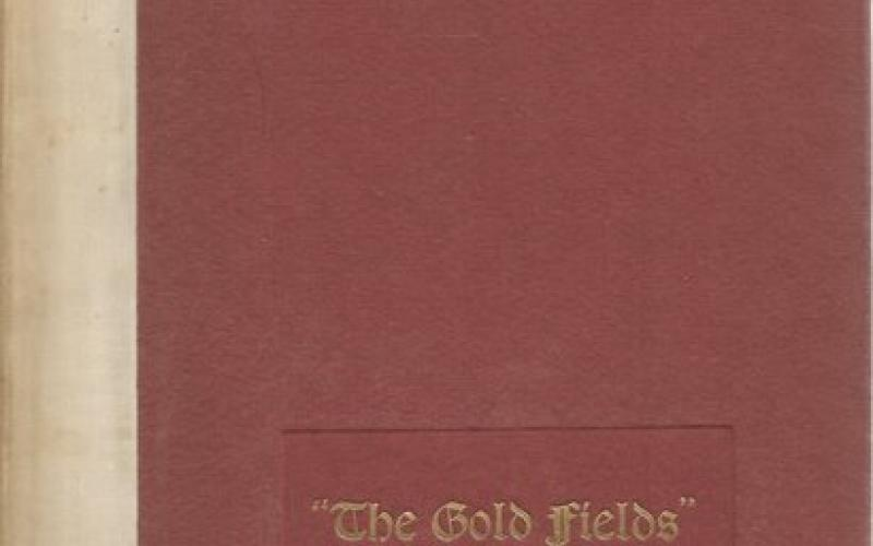Front Cover of The Gold Fields 1887-1937 by The Consolidated Gold Fields Of South Africa Limited