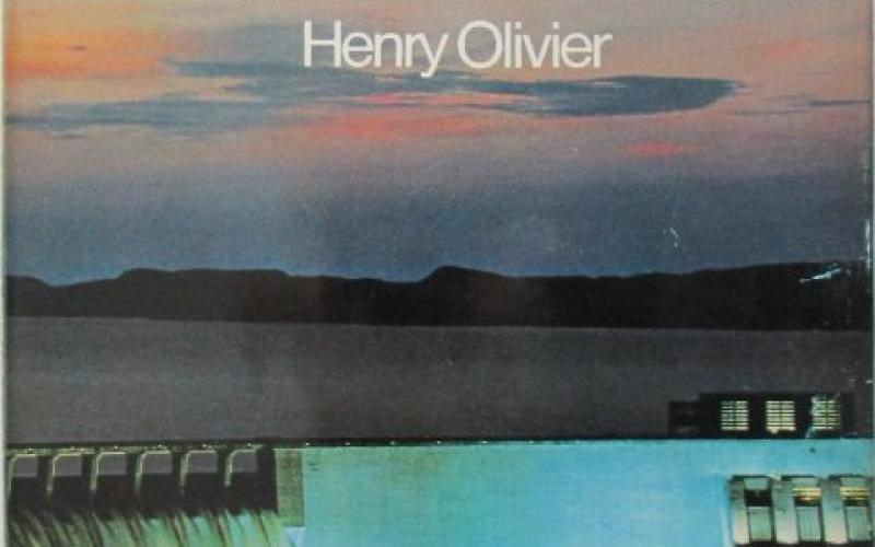 Front cover of Great Dams in Southern Africa by Henry Olivier