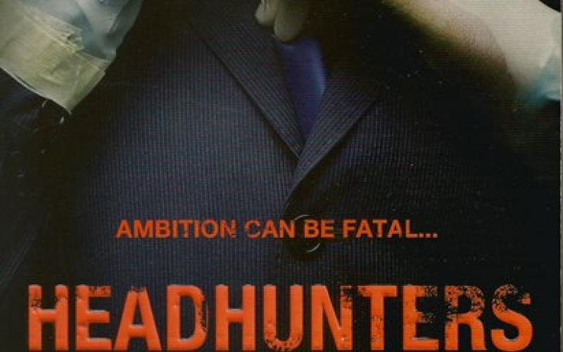 Front cover of Headhunters by Jo Nesbo