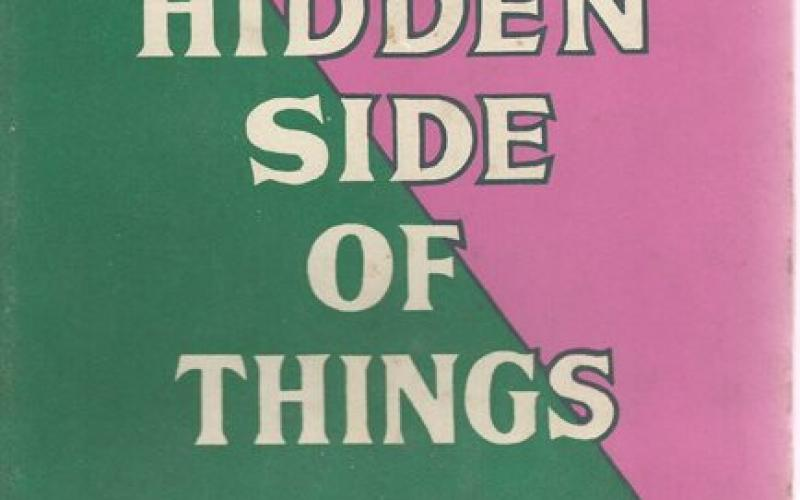 Front cover of The Hidden Side of Things by C W Leadbeater