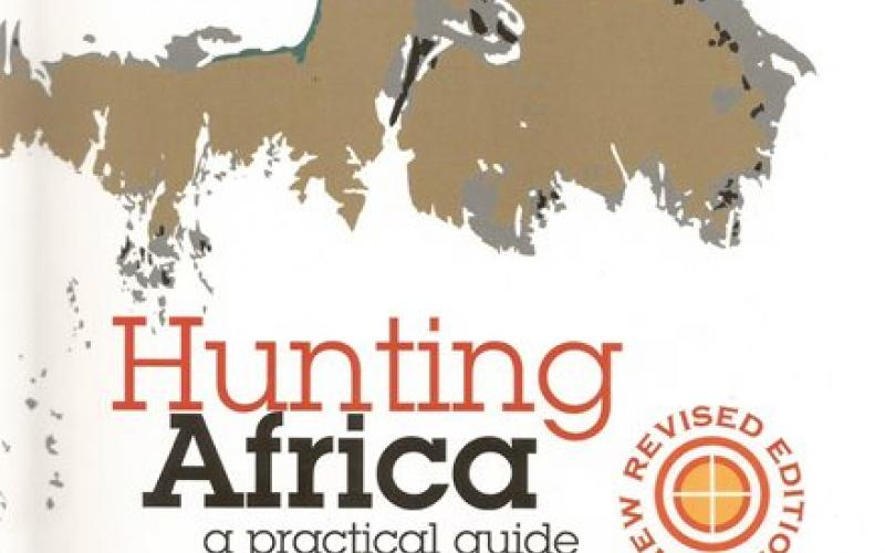 Front cover of Hunting Africa by Dirk Botes, Pieter Smit & Gerhard Swan