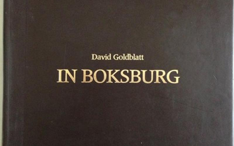 Front Cover of In Boksburg by David Goldblatt