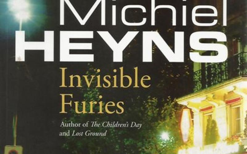 Front cover of Invisible Furies by Michiel Heyns