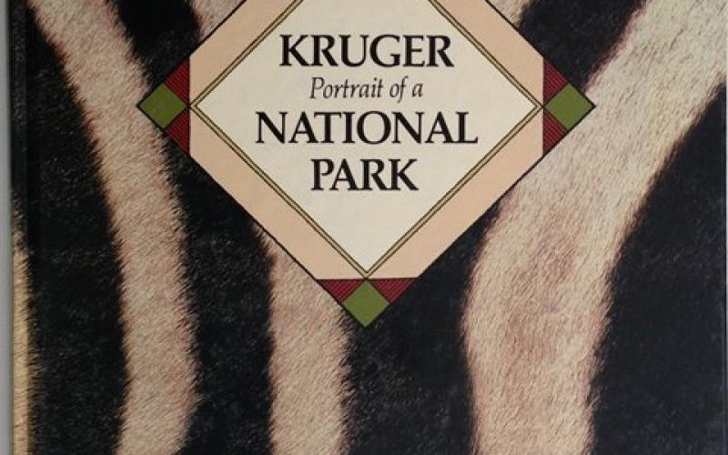 Front Cover of Kruger Portrait of a National Park by David Paynter with Wilf Nussey