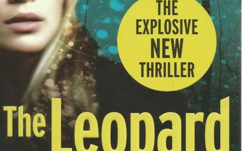 Front cover of The Leopard by Jo Nesbo