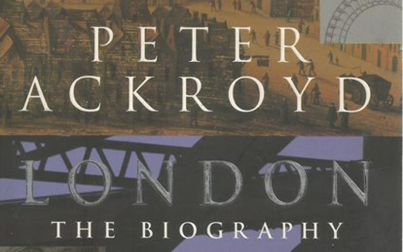 Front Cover of London by Peter Ackroyd