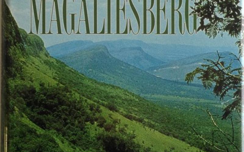 Front cover of The Magaliesberg by Vincent Carruthers