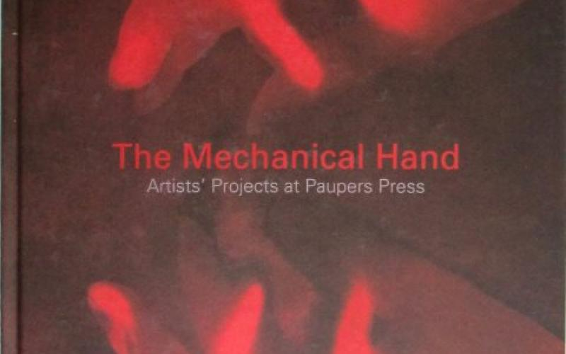 Front cover of The Mechanical Hand by Michael Taylor