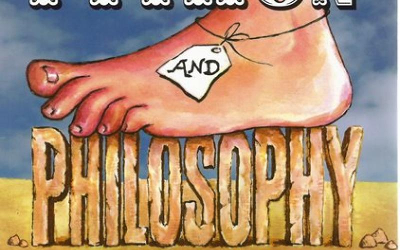 Front cover of Monty Python and Philosophy edited by Gary L Hardcastle and George A Reisch