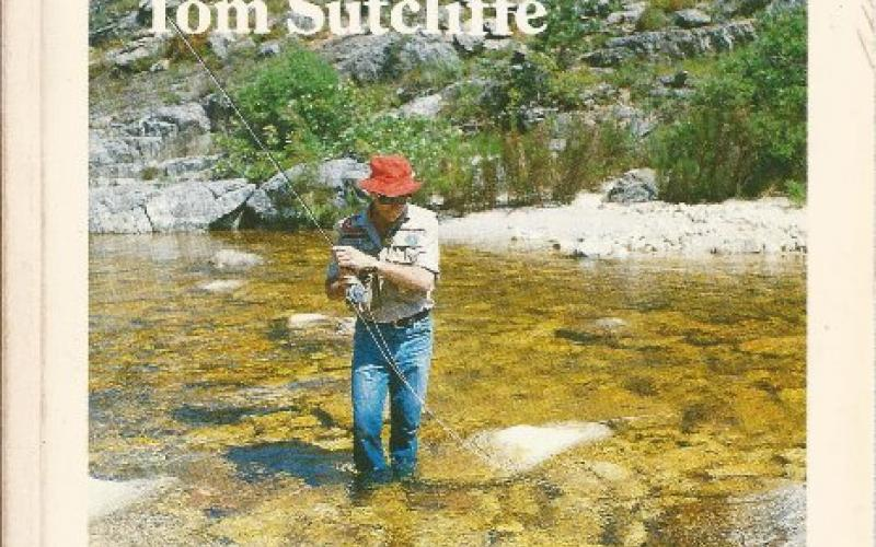 Front cover of My Way with a Trout by Tom Sutcliffe
