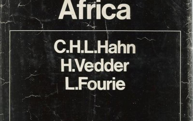 Front Cover of The Native Tribes of South West Africa by CHL Hahn, H Vedder and L Fourie