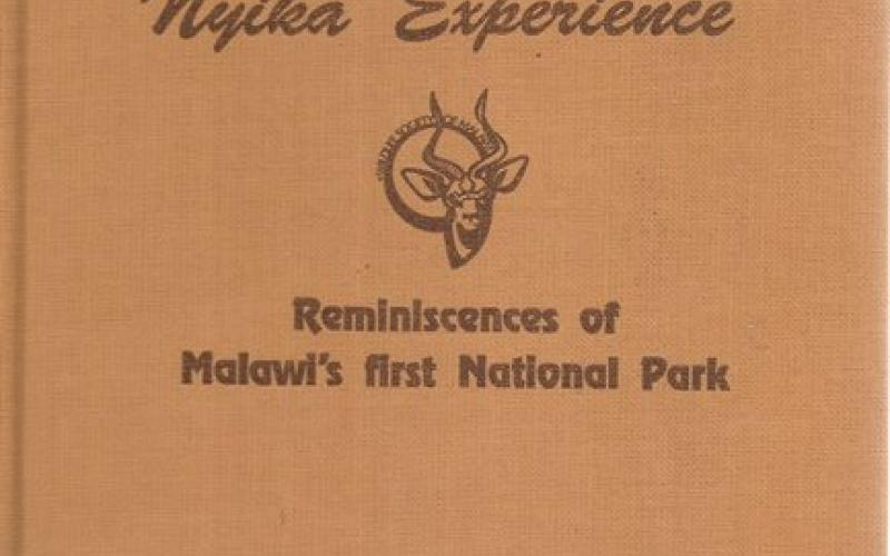 Front Cover of The Nyika Experience by John Cater et al