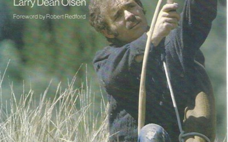 Front Cover of Outdoor Survival Skills by Larry Dean Olsen