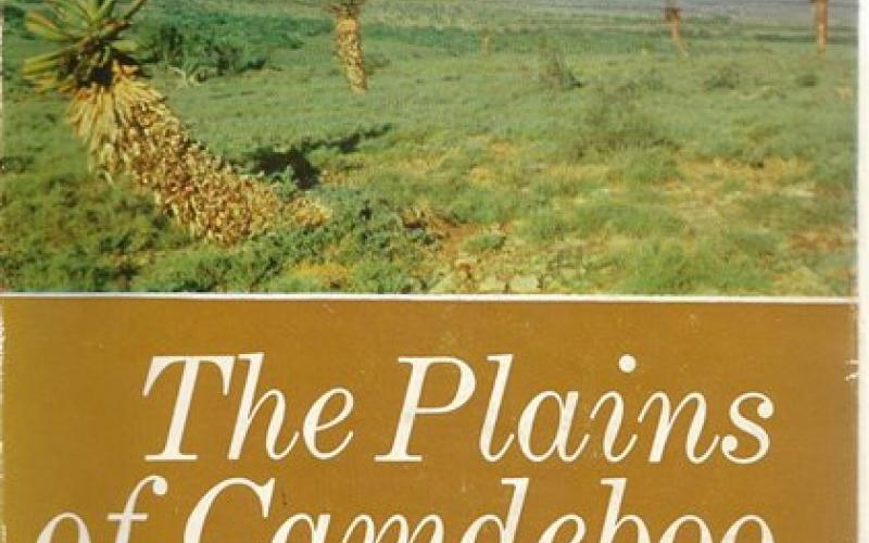 Front Cover of The Plains of Camdeboo by Eve Palmer