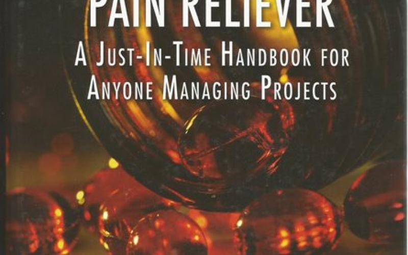 Front cover of Project Pain Reliever by Dave Garrett