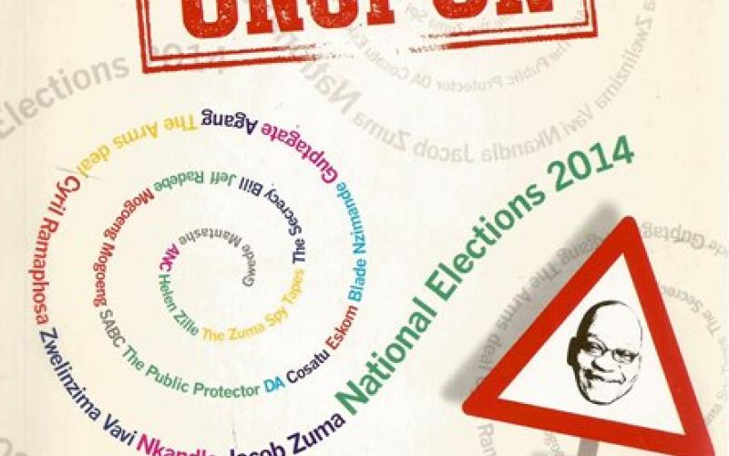 Front Cover of S A Politics Unspun by Stephen Grootes