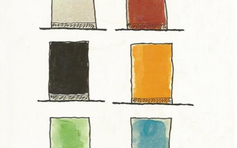 Front Cover of Six Thinking Hats by Edward de Bono