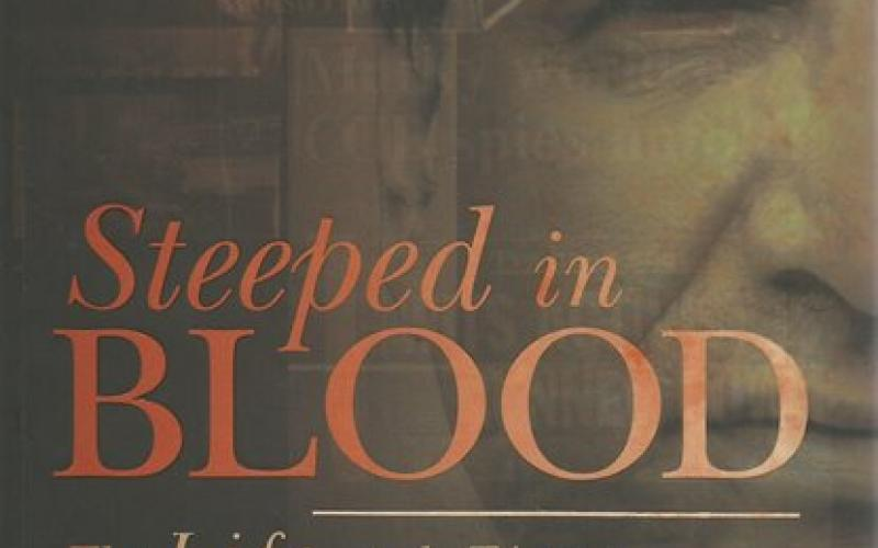 Front Cover of Steeped in Blood by David Klatzow