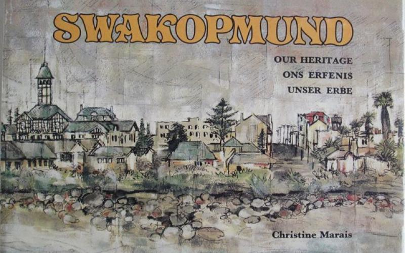 Front cover of Swakopmund by Christine Marais