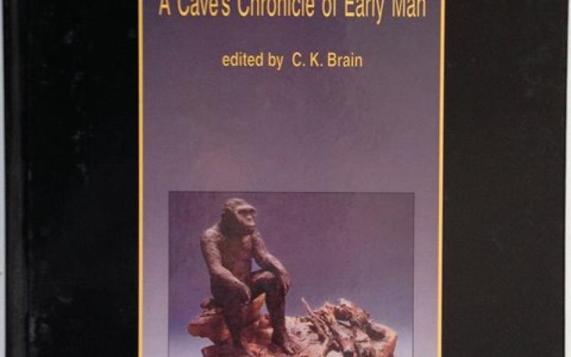 Front Cover of Swartkrans by C K Brain