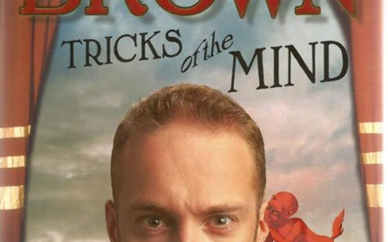 Front cover of Tricks of the Mind by Derren Brown