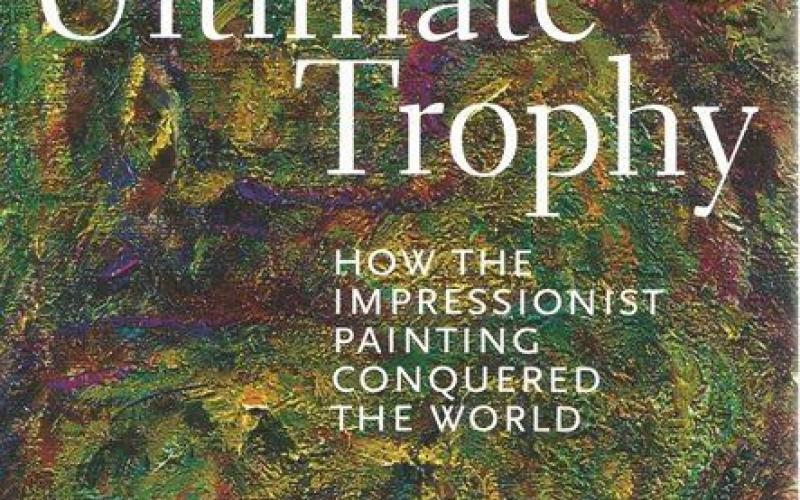 Front Cover of The Ultimate Trophy by Phillip Hook