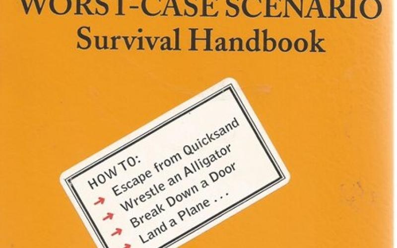 Front Cover of The Worst-Case Scenario Survival Handbook by Joshua Piven and David Borgenicht