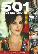 Front cover of 501 Must-See Movies edited by Emma Hill