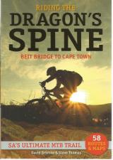 Front Cover of Riding the Dragon's Spine: Beit Bridge to Cape Town by David Bristow & Steve Thomas