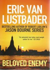 Front cover of Beloved Enemy by Eric van Lustbader
