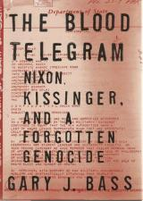 Front cover of The Blood Telegram by Gary J Bass