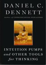 Front cover of Intuition Pumps and Other Tools for Thinking by Daniel C Dennett
