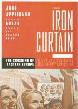 Front cover of Iron Curtain by Anne Applebaum