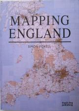 Front cover of Mapping England by Simon Foxell