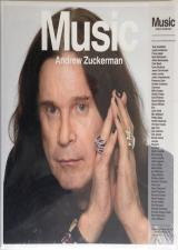 Front cover of Music by Andrew Zuckerman