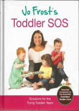 Front cover of Toddler SOS by Jo Frost