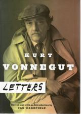 Front cover of Kurt Vonnegut: Letters edited by Dan Wakefield