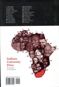 Back cover of Black Political Thought in the Making of South African Democracy by C. R. D. Halisi