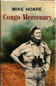 Front cover of Congo Mercenary by Mike Hoare
