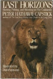 image of Last Horizons  by Capstick, Peter Hathaway