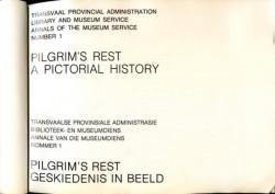 Title page of Pilgrim's Rest by Transvaal Provincial Library and Museum Service