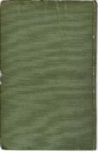 Back Cover of Reminiscences of Kaffir Life and History and Other Papers by Charles Brownlee
