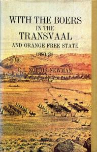 Front cover of With the Boers in the Transvaal and Orange Free State 1880-81 by C. L. Norris-Newman