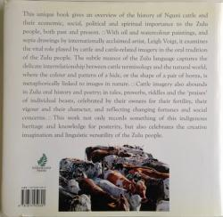 Back cover of The Abundant Herds by Marguerite Poland and David Hammond-Tooke