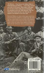 Back cover of The Boer War: Ladysmith and Mafeking, 1900