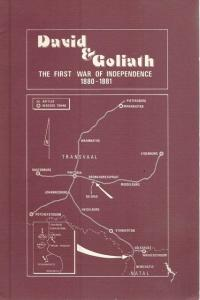 Front Cover of David and Goliath by Geo R Duxbury